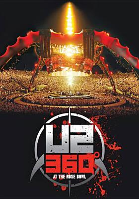 360 TOUR:LIVE AT THE PASADENA ROSE BO BY U2 (DVD)